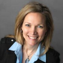 headshot profile photo of Sara Blackmer